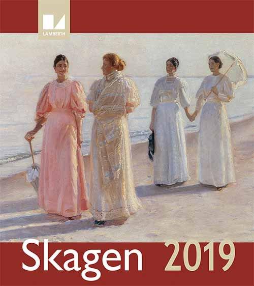 Image of   Skagen Kalender 2019