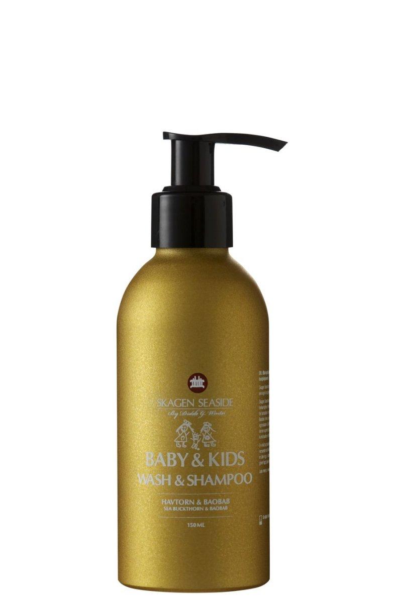 Skagen Seaside Baby & Kids Wash & Shampoo - 150 Ml