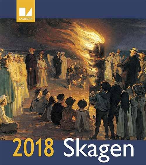 Image of   Skagen Kalender 2018
