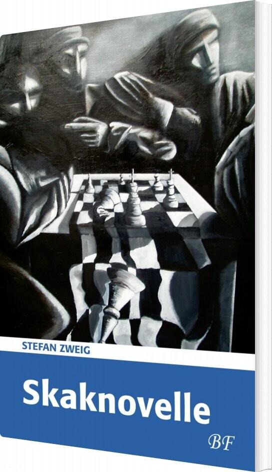 Skaknovelle - Stefan Zweig - Bog