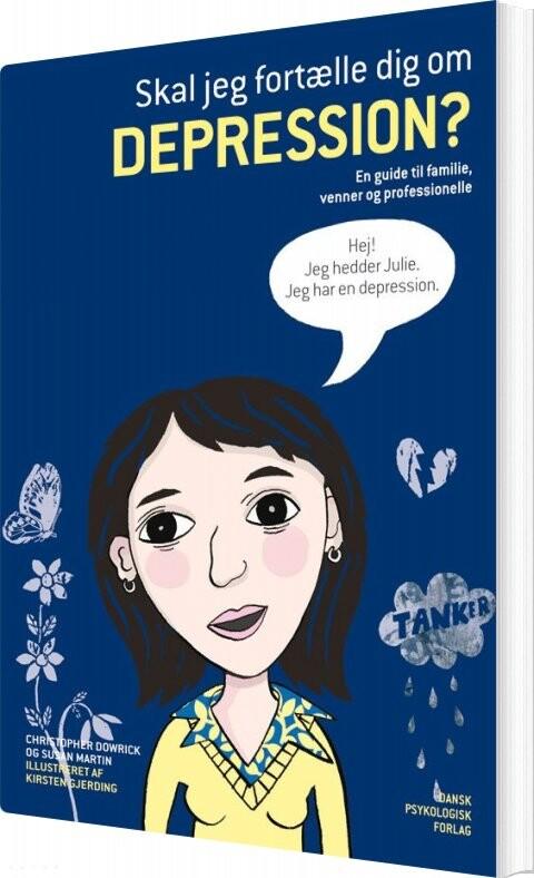 Image of   Skal Jeg Fortælle Dig Om Depression? - Susan Martin - Bog