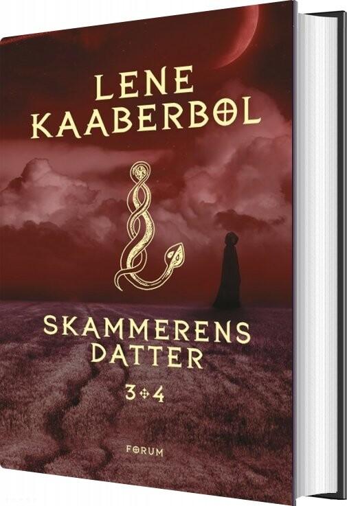 Skammerens Datter 3-4 - Lene Kaaberbøl - Bog