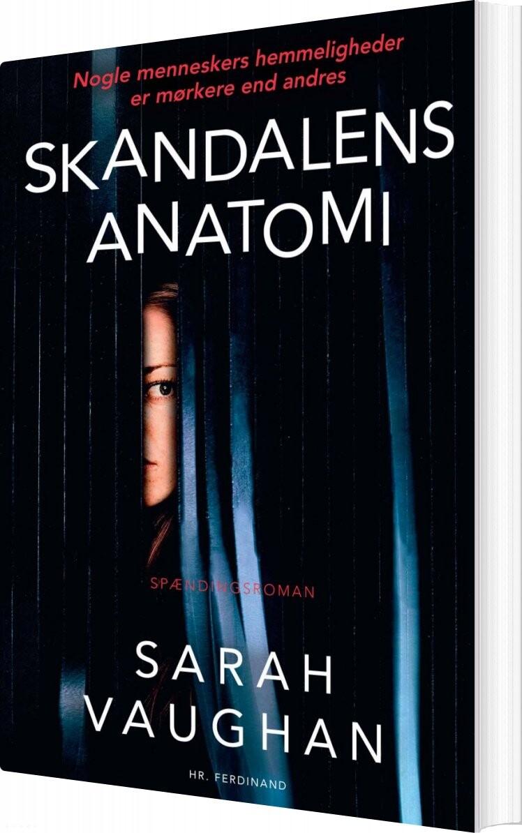 Image of   Skandalens Anatomi - Sarah Vaughan - Bog