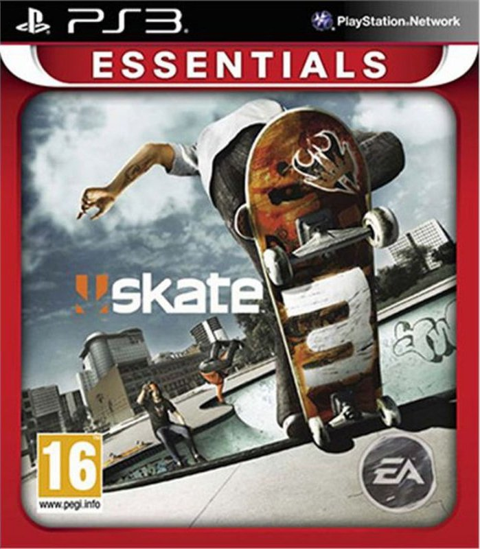 Image of   Skate 3 - Essentials - PS3