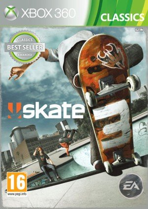 Image of   Skate 3 (three) Classics - Xbox 360