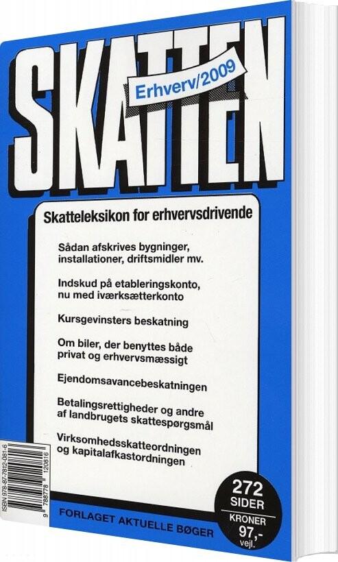 Image of   Skatten - Diverse - Bog