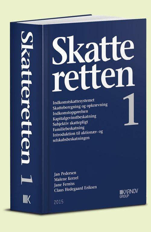 Image of   Skatteretten 1 - Jan Pedersen - Bog