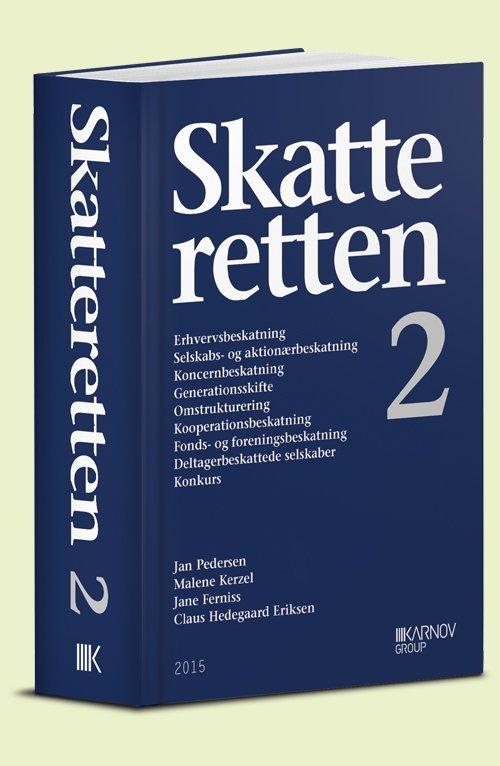 Image of   Skatteretten 2 - Jan Pedersen - Bog