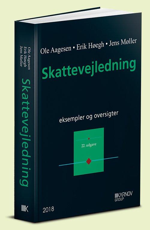 Image of   Skattevejledning 2018 - Jens Møller - Bog