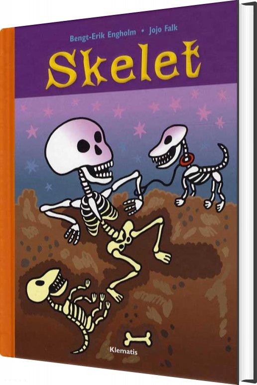 Image of   Skelet - Erik-bengt Engholm - Bog