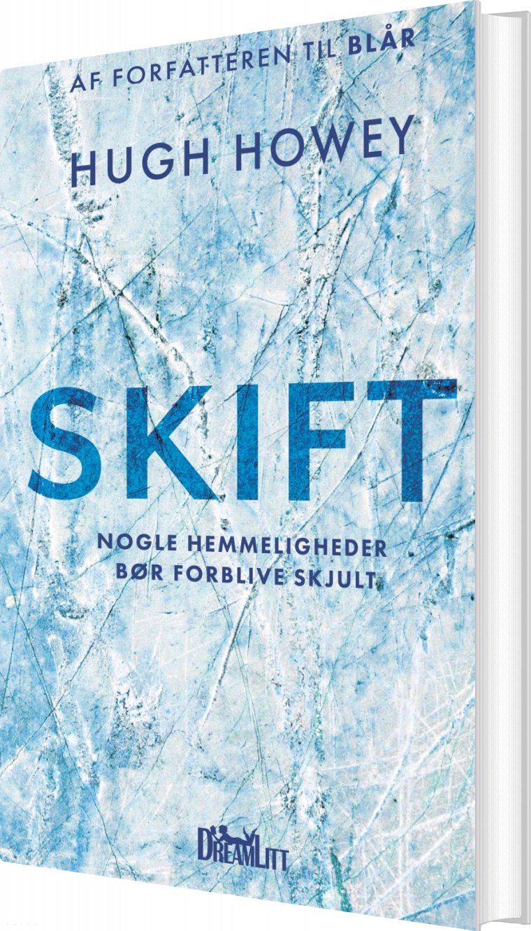 Skift - Hugh Howey - Bog