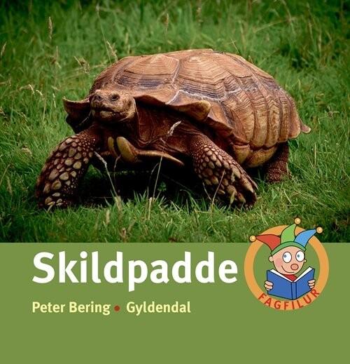 Image of   Skildpadde - Peter Bering - Bog