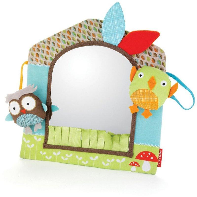 Image of   Skip Hop - Aktivitetsspejl Til Baby - Tree Top Friends