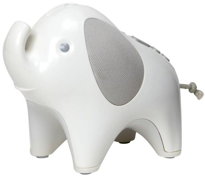 Image of   Sengelampe / Natlampe - Skip Hop - Elefant Lampe