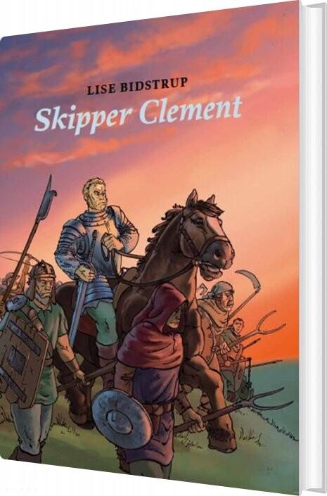 Image of   Skipper Clement - Lise Bidstrup - Bog