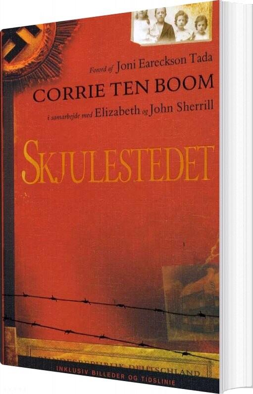 Image of   Skjulestedet - John Sherill - Bog