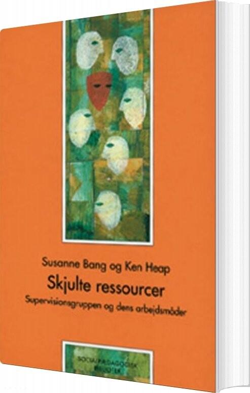 Image of   Skjulte Ressourcer - Susanne Bang - Bog