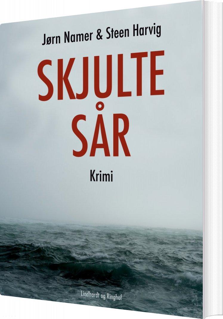 Skjulte Sår - Steen Harvig - Bog