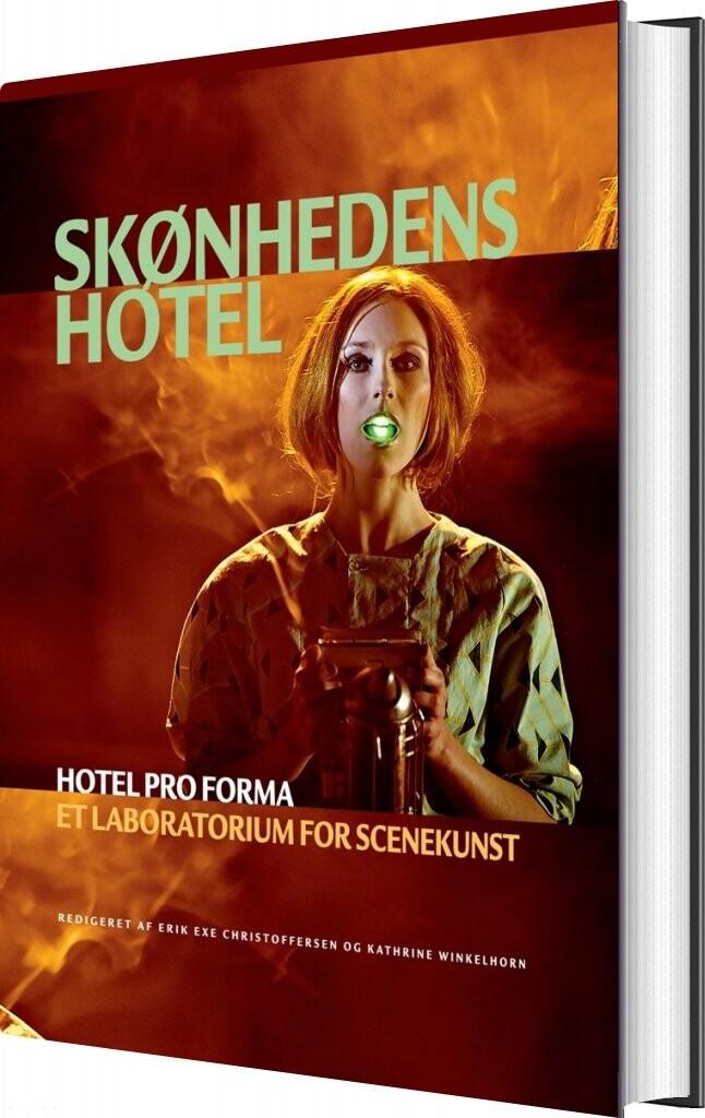 Image of   Skønhedens Hotel - Erik Exe Christoffersen - Bog