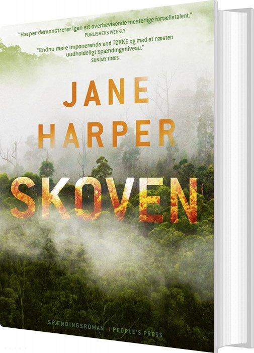 Image of   Skoven - Jane Harper - Bog