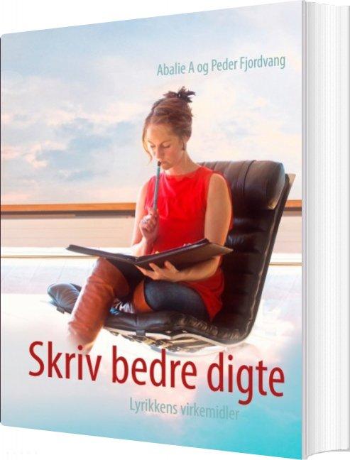 Image of   Skriv Bedre Digte - Abalie A - Bog