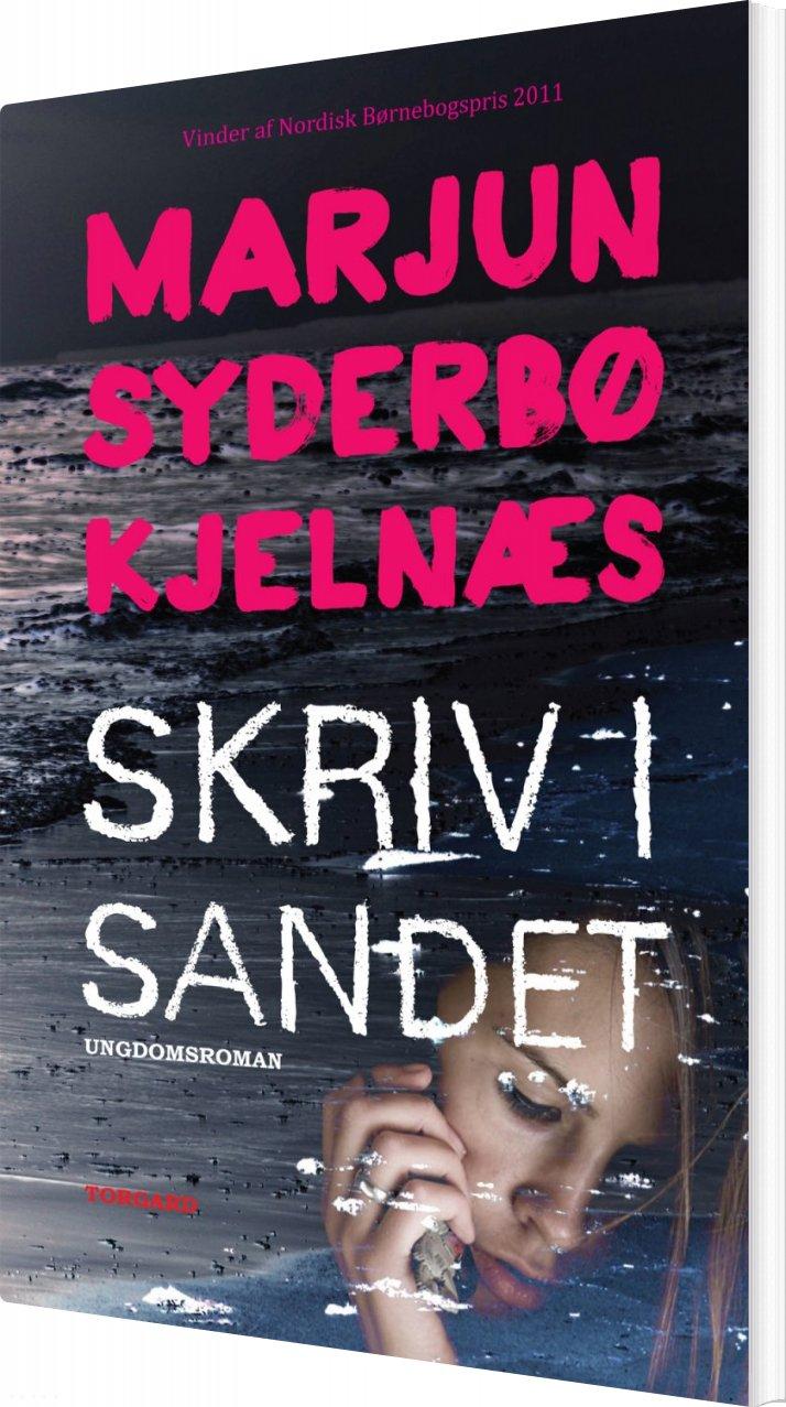 Image of   Skriv I Sandet - Marjun Syderbø Kjelnæs - Bog