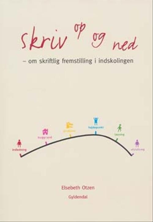 Image of   Skriv Op Og Ned - Elsebeth Otzen - Bog