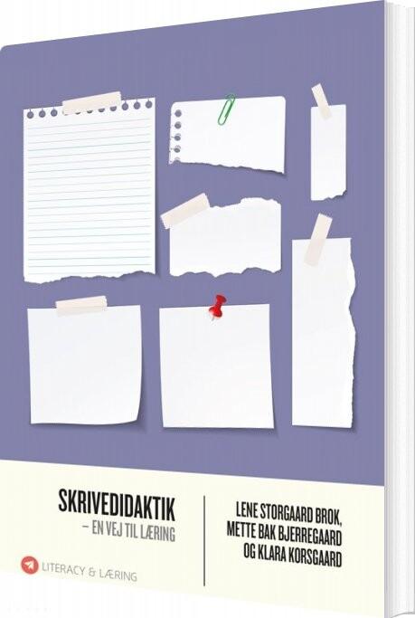 Image of   Skrivedidaktik - Klara Korsgaard - Bog
