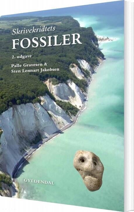 Image of   Skrivekridtets Fossiler - Sten Lennart Jakobsen - Bog