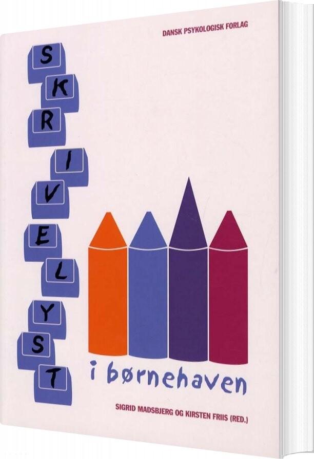 Skrivelyst I Børnehaven - Ruth Mulvad - Bog