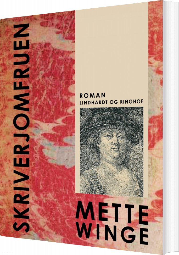 Skriverjomfruen - Mette Winge - Bog