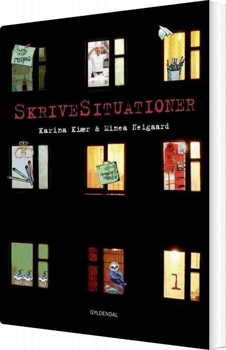 Skrivesituationer 1 - Karina Kiær - Bog