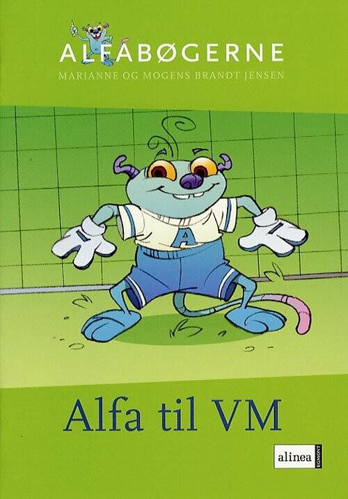 Skrivevejen, Alfabøgerne, Alfa Til Vm, Lette Bøger - Marianne - Bog