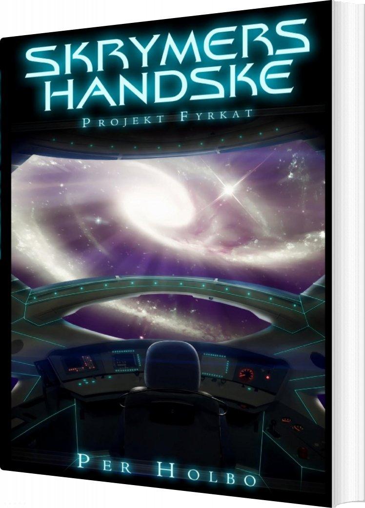 Image of   Skrymers Handske - Per Holbo - Bog