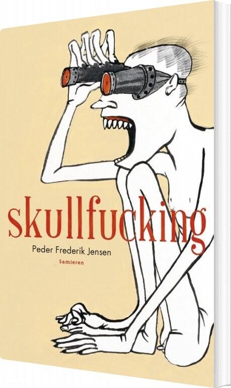 Image of   Skullfucking - Peder Frederik Jensen - Bog
