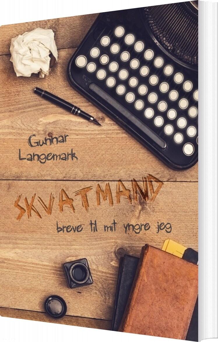 Image of   Skvatmand - Gunnar Langemark - Bog