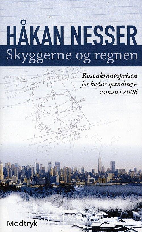 Skyggerne Og Regnen - Håkan Nesser - Bog