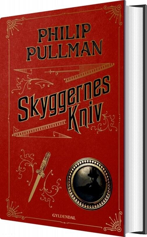 Image of   Det Gyldne Kompas 2 - Skyggernes Kniv - Philip Pullman - Bog