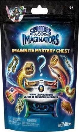 Image of   Skylanders Imaginators Mystery Chest - Bronze /sølv / Guld