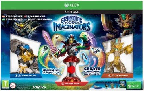 Skylanders Imaginators - Starter Pack (nordic) - Xbox One