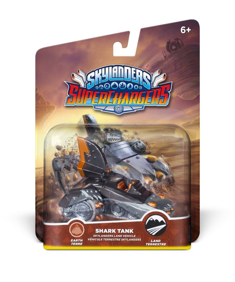 Image of   Skylanders Superchargers Køretøjer - Shark Tank