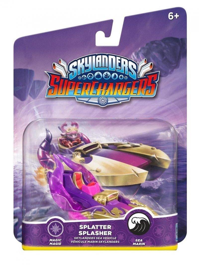 Image of   Skylanders Superchargers Køretøjer - Splatter Splasher