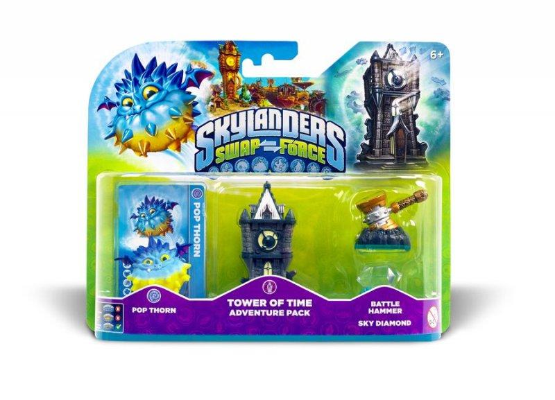 Image of   Skylanders Swap Force Adventure Pack