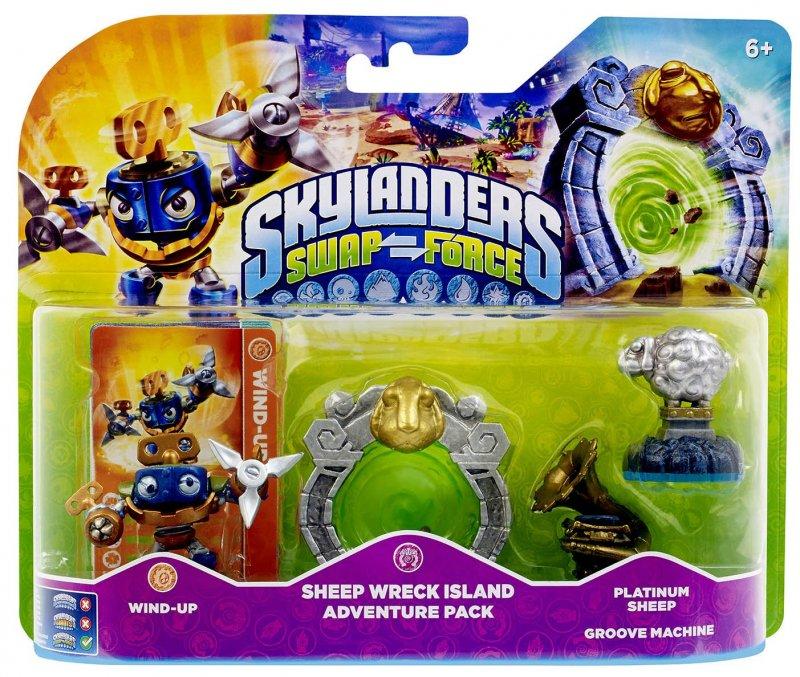 Image of   Skylanders Swap Force Figurer