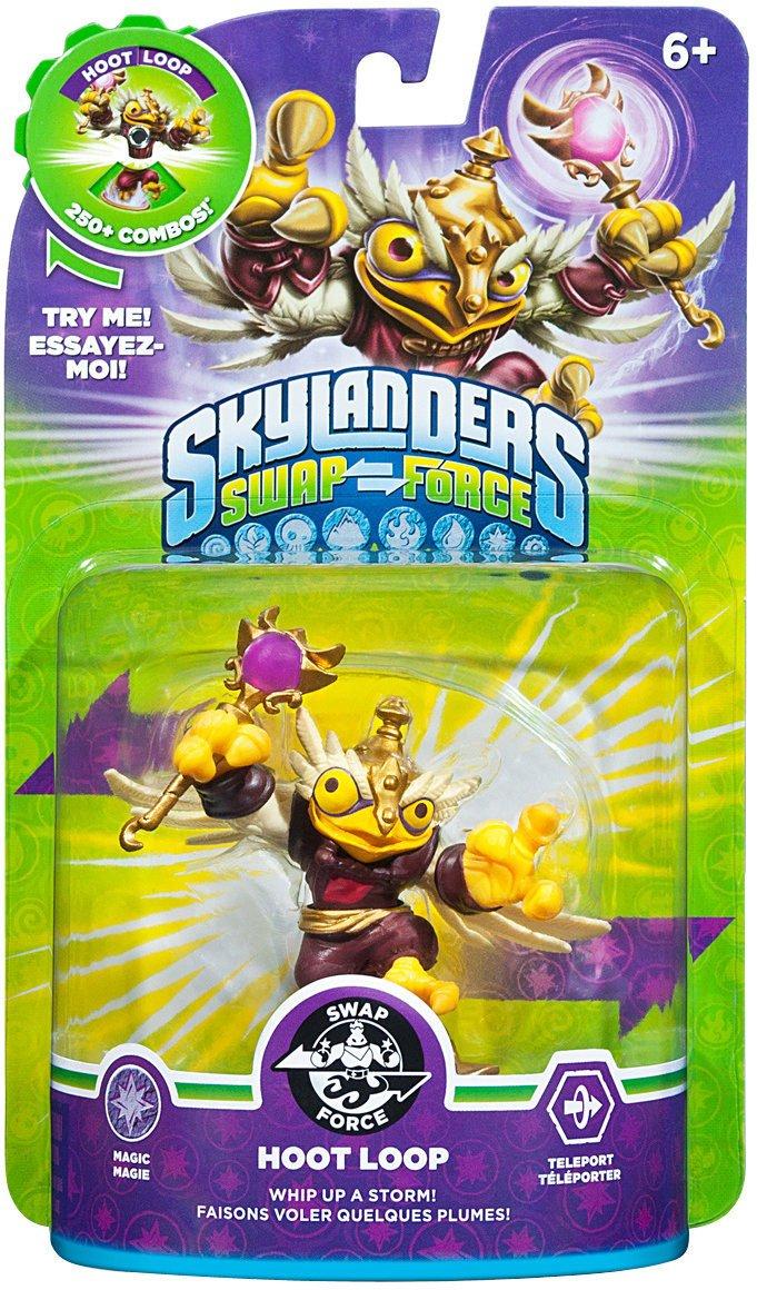Image of   Skylanders Swap Force Figur - Hoot Loop Shapeshifter