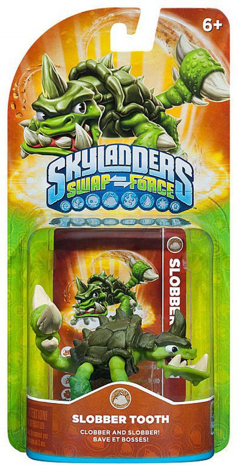 Image of   Skylanders Swap Force Figur - Slobber Tooth