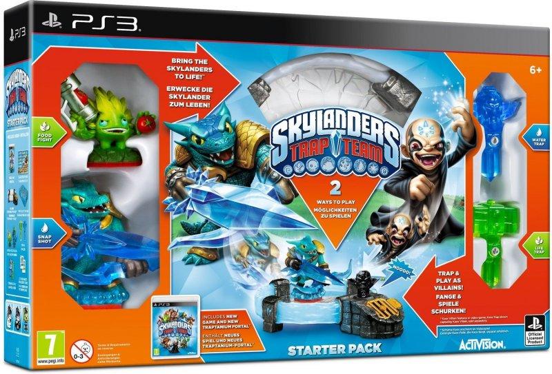 Image of   Skylanders: Trap Team - Starter Pack - PS3
