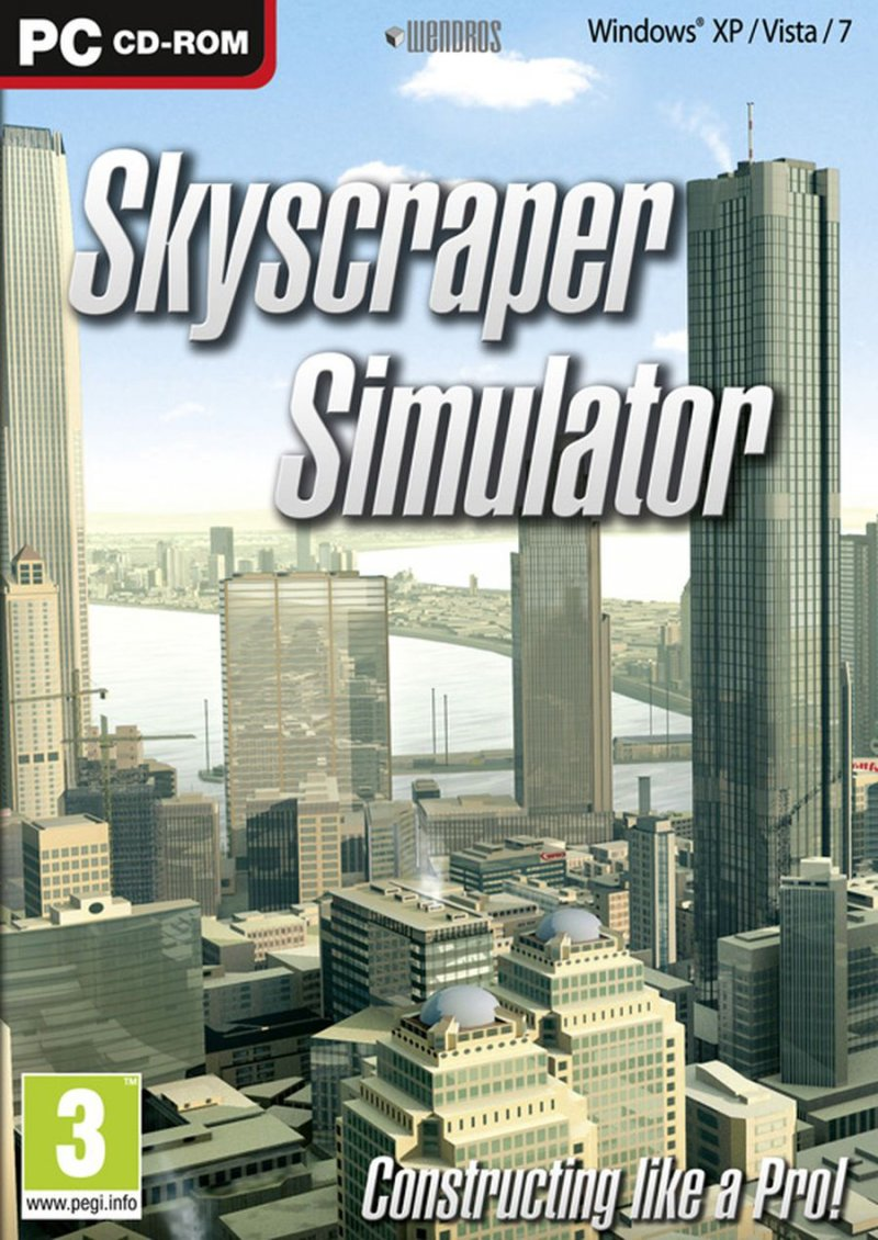 Image of   Skyscraper Simulator - PC