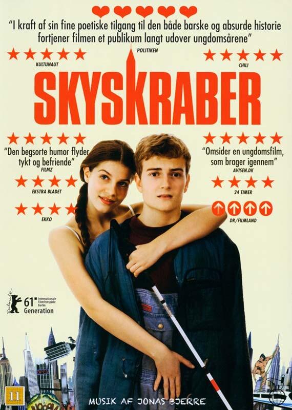 Image of   Skyskraber - Dansk Film Fra 2011 - DVD - Film