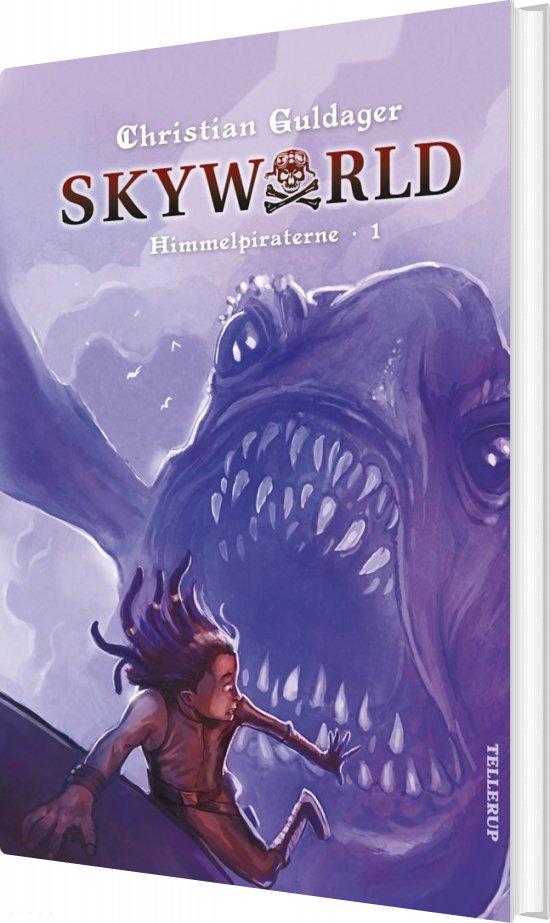 Skyworld #1: Himmelpiraterne - Christian Guldager - Bog